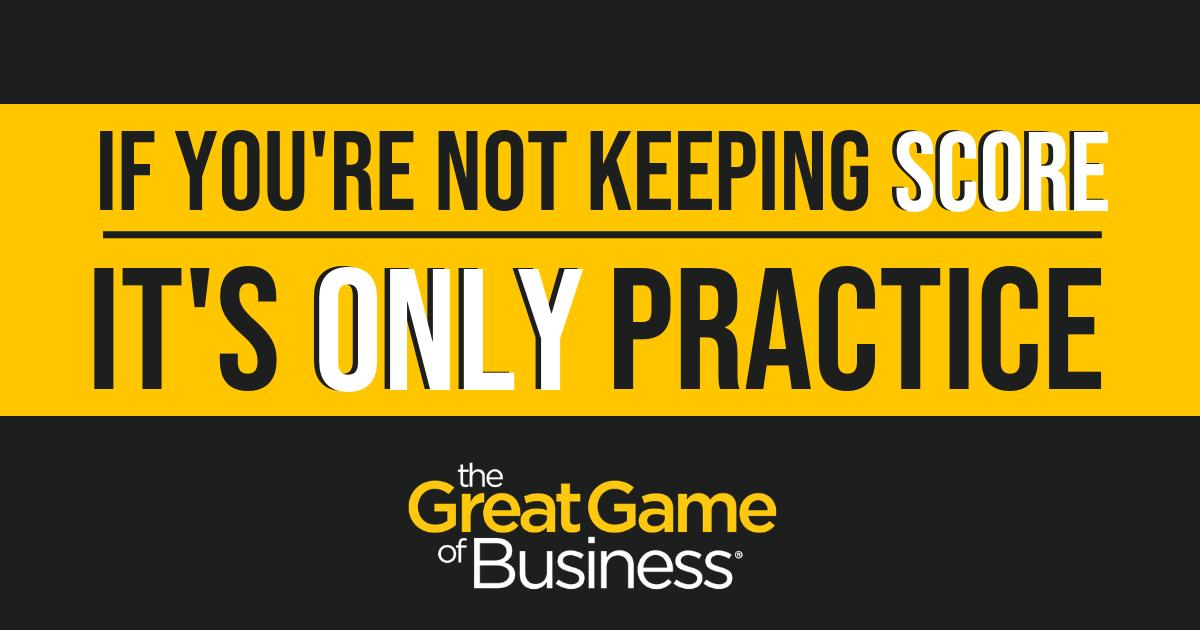 Keeping score in business
