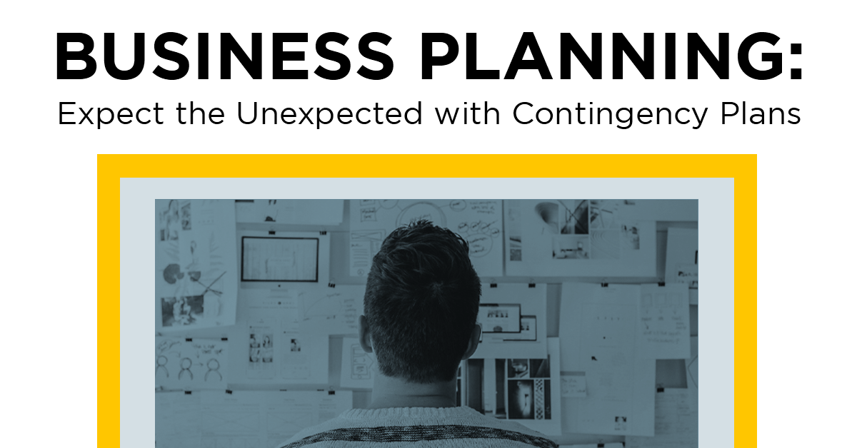 Contingency business plans