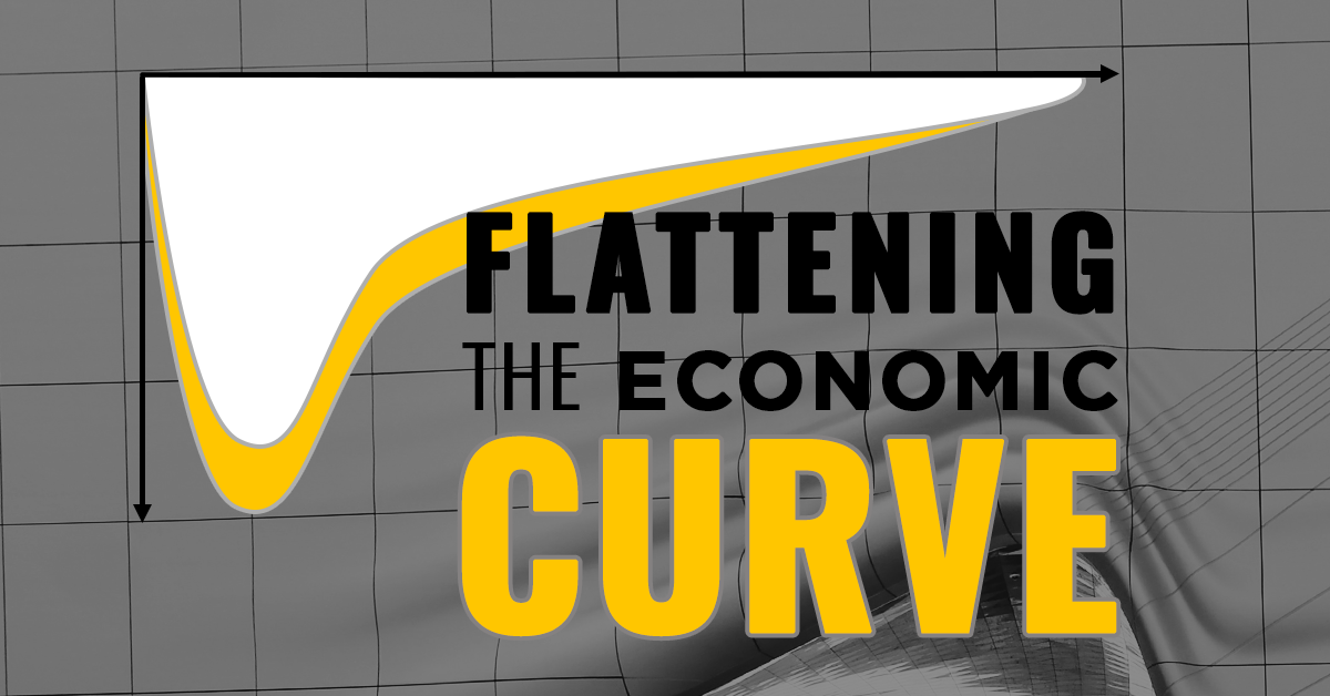 Flattening the economic curve