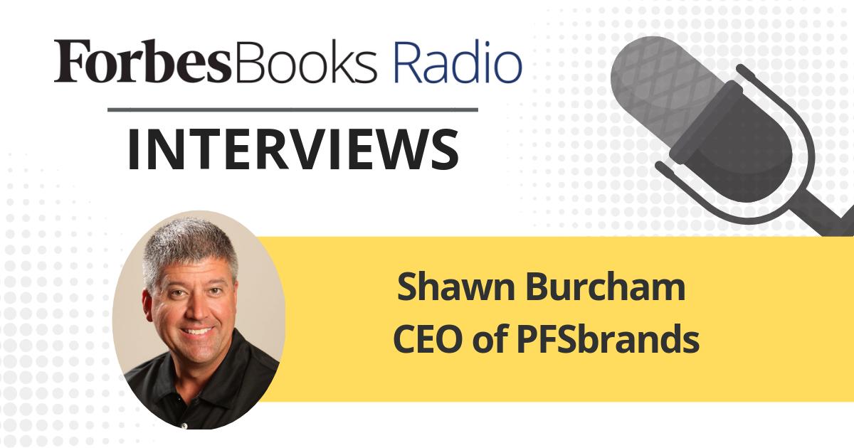 Forbes- Shawn Burcham