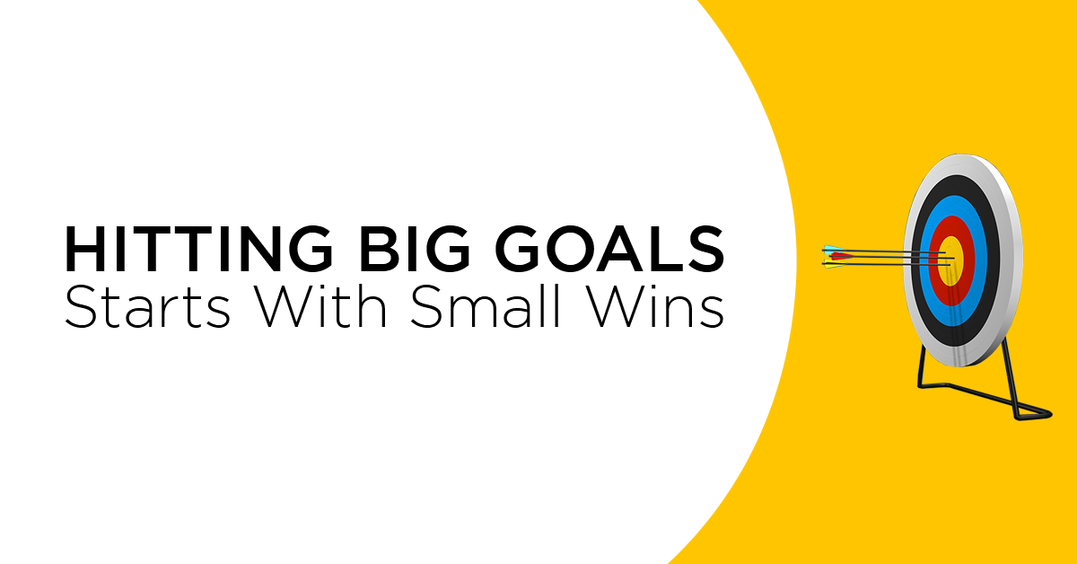 Hitting Big Goals in business