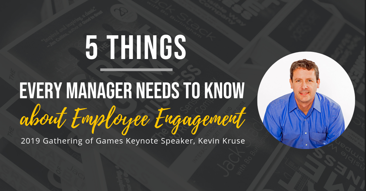 What managers should know about employee engagement