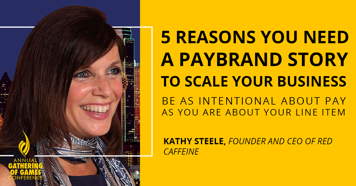 Reasons for a Paybrand Story