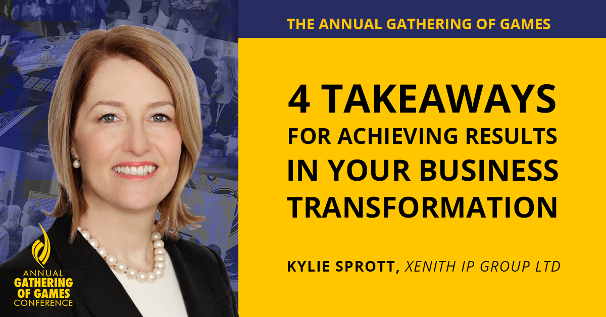 4 Takeaways for Achieving Results in Your Business Transformation