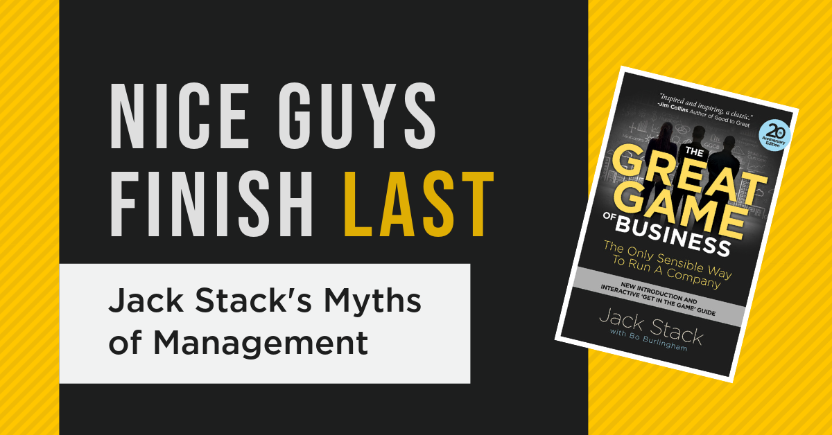 Myths of managers in business