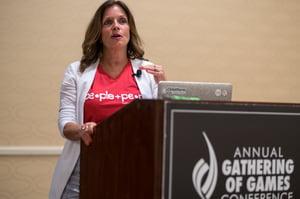 Kathy Steel Gathering of Games 19