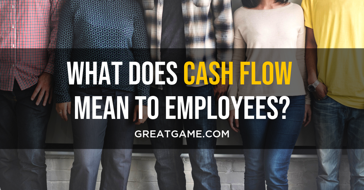 What Does Cash Flow Mean