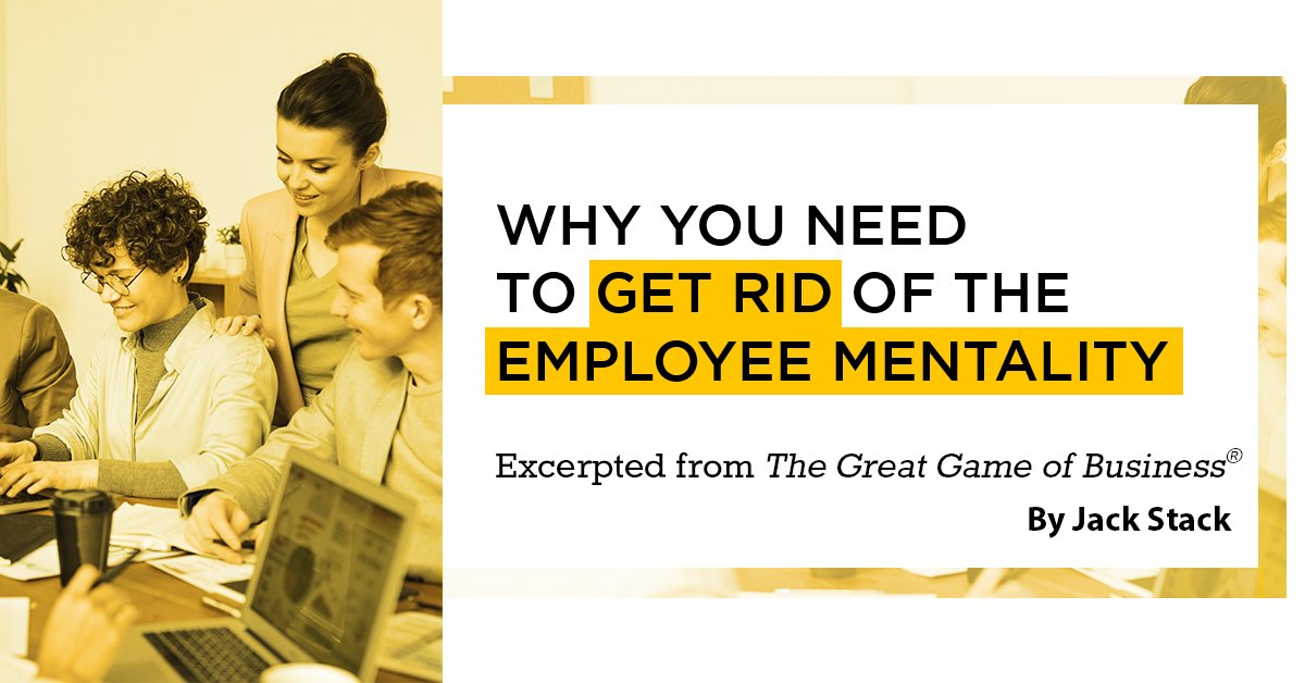 employee mentality vs owner mentality
