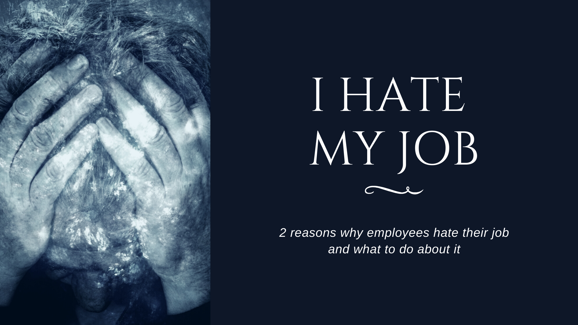 Why employees hate their job