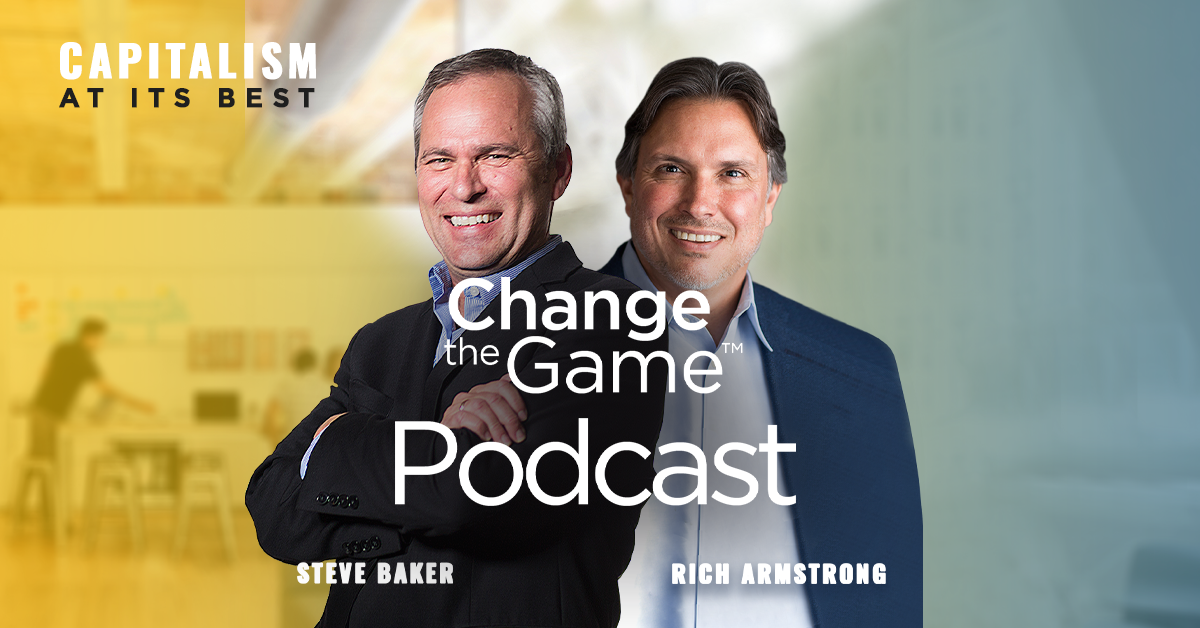 Change the Game Podcast Header