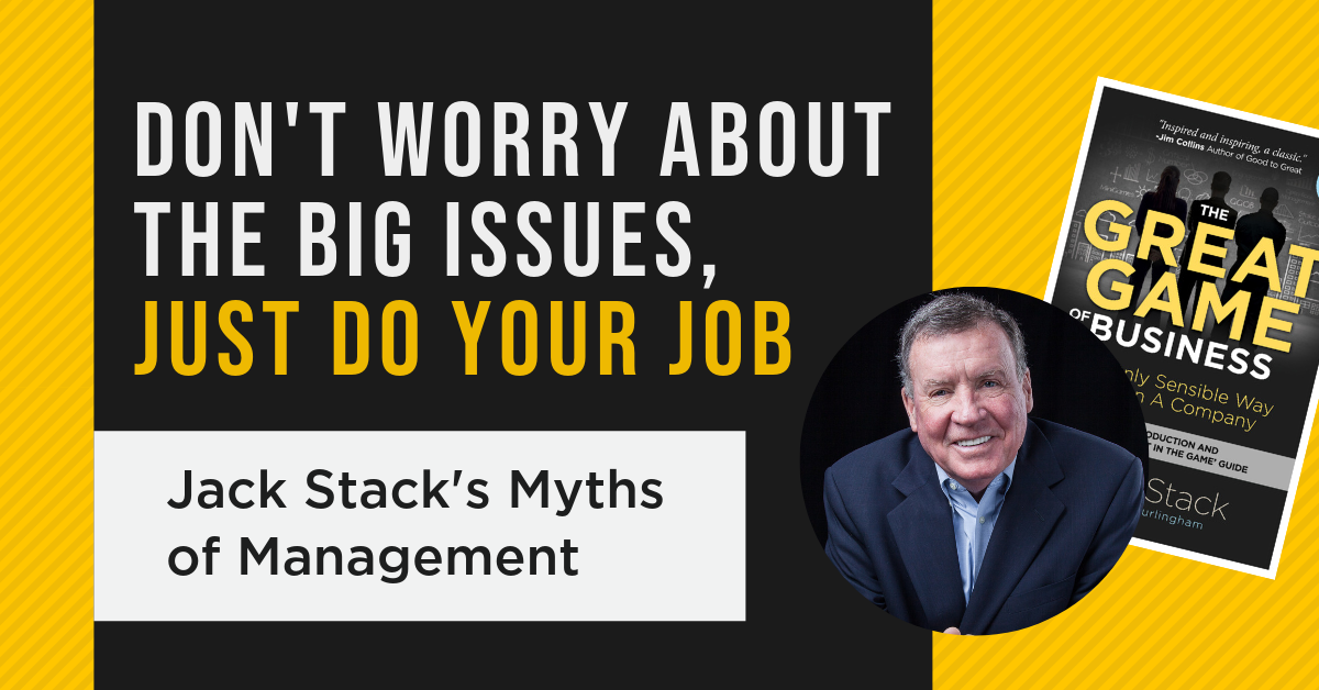 myths of business managers