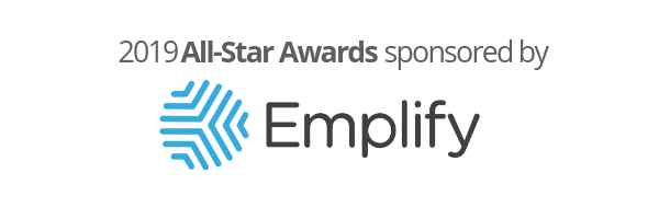 Emplify - All-Star Awards Sponsor