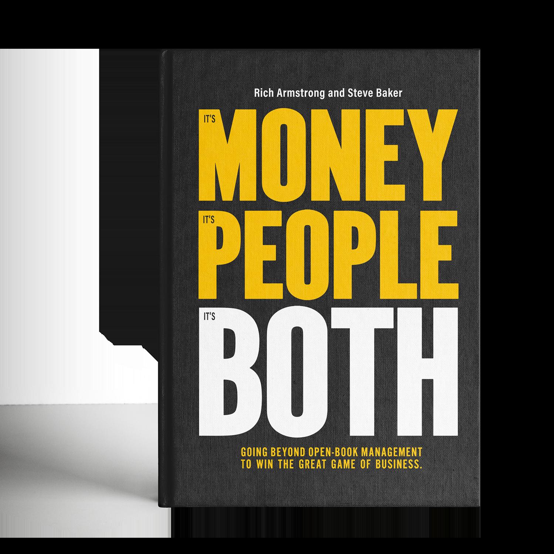 It's Money, It's People, It's Both Book