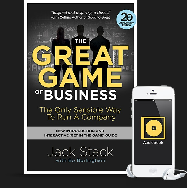 The book that started a business revolution