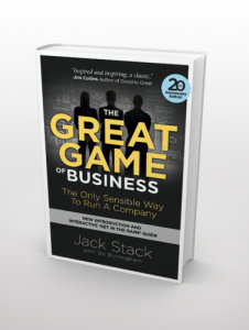 Great Game of Business 20th Anniversary Edition