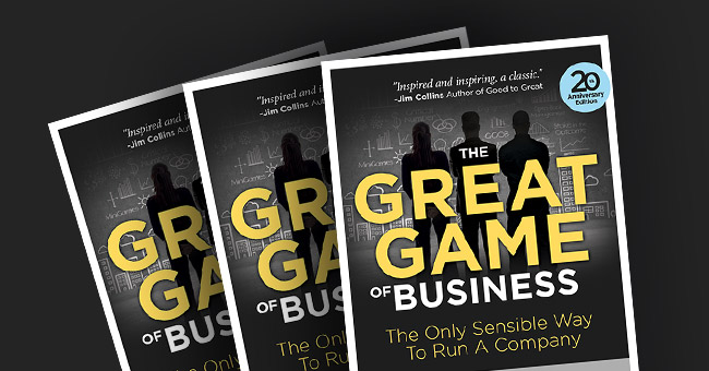 The Great Game Book Collection