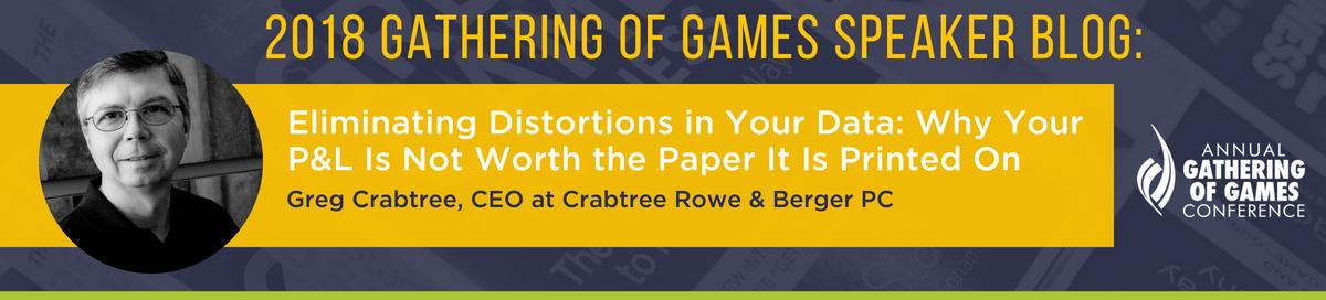 Greg Crabtree blog
