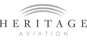 Hertitage Aviation Logo
