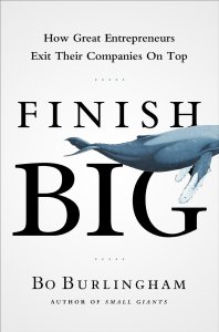 Finish Big cover_Bo Burlingham