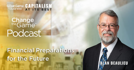 Podcast - Financial Preparations for the Future