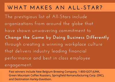 what makes a Great Game All-Star?