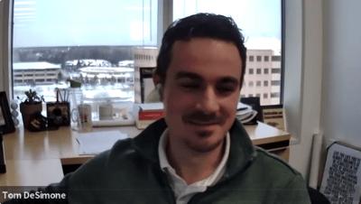 Tom DeSimmone screenshot