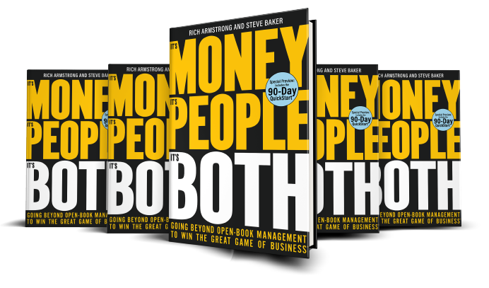Its Money Its People Its Both