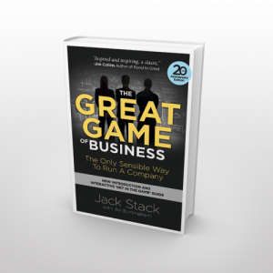 The Great Game of Business Book