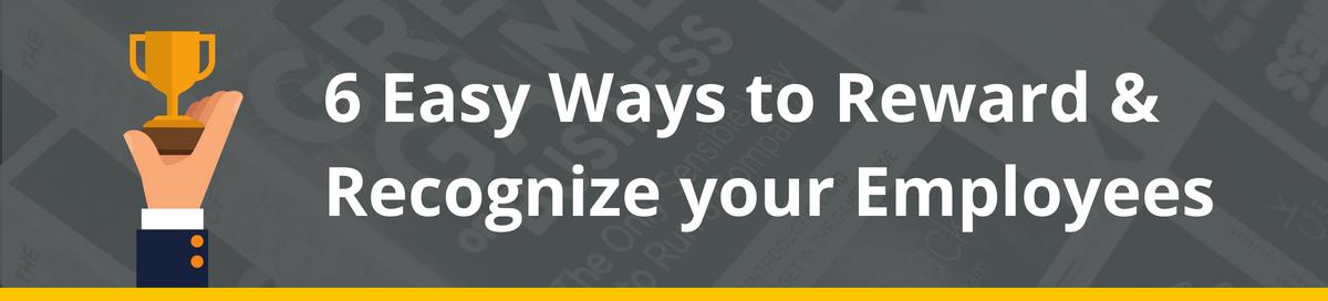 6 ways to reward blog