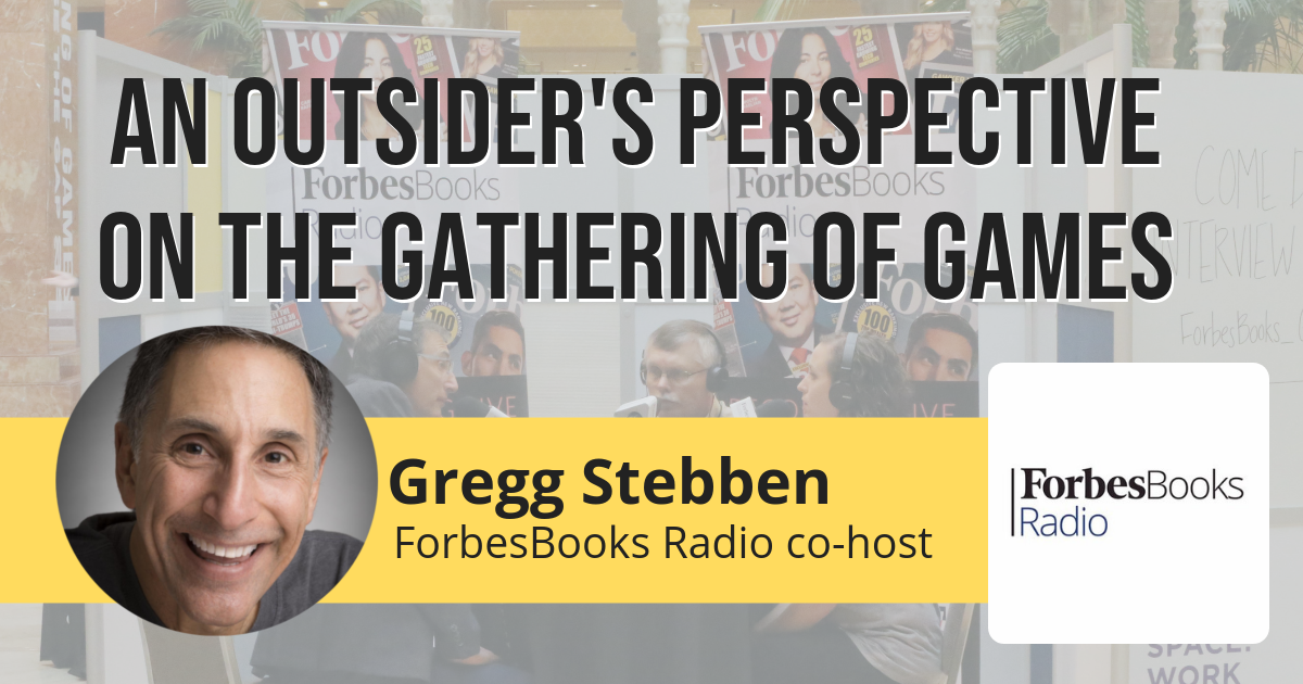 An Outsider's Perspective on the Gathering of Games