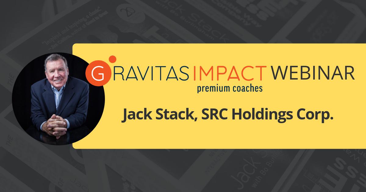 Gravitas impact Jack