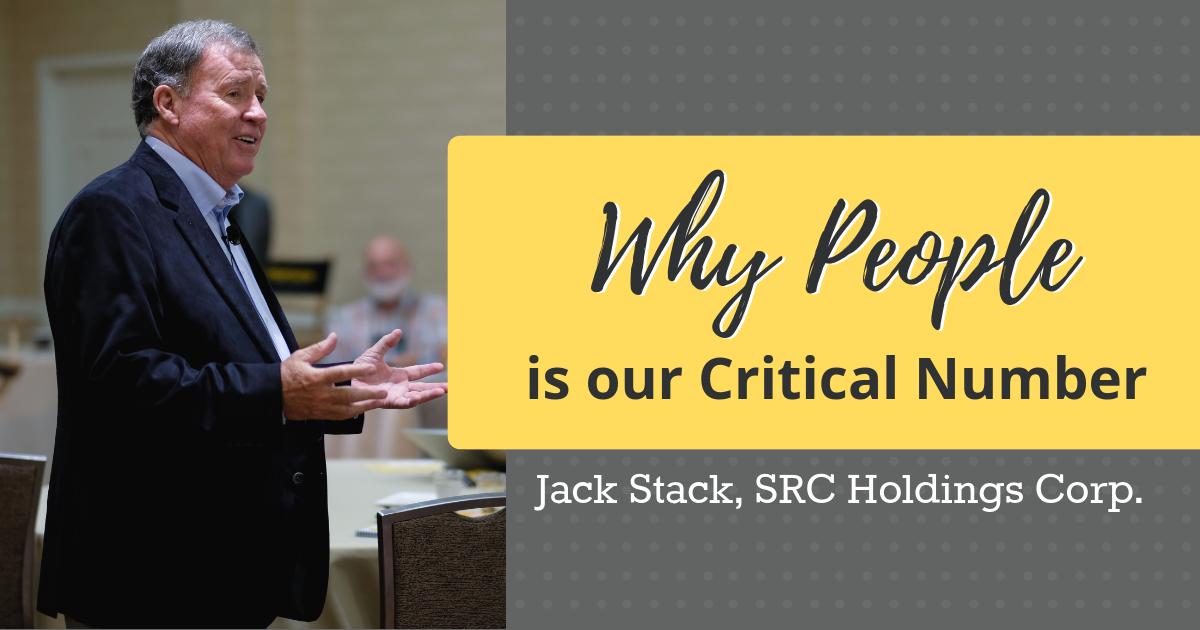 Jack Stack gathering blog