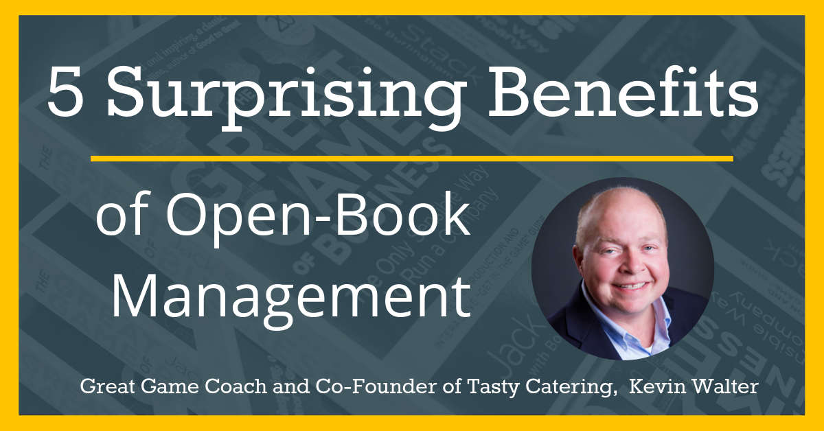 5 Surprising Benefits of Open-Book Management