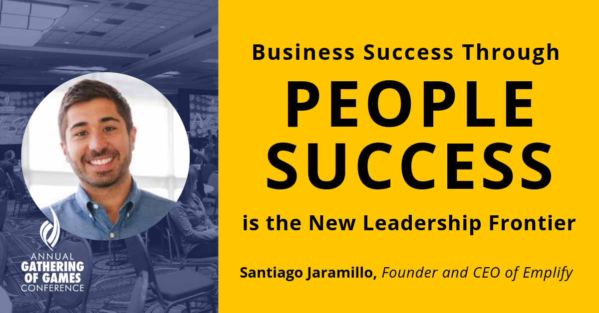 Business Success Through People Success is the New Leadership Frontier