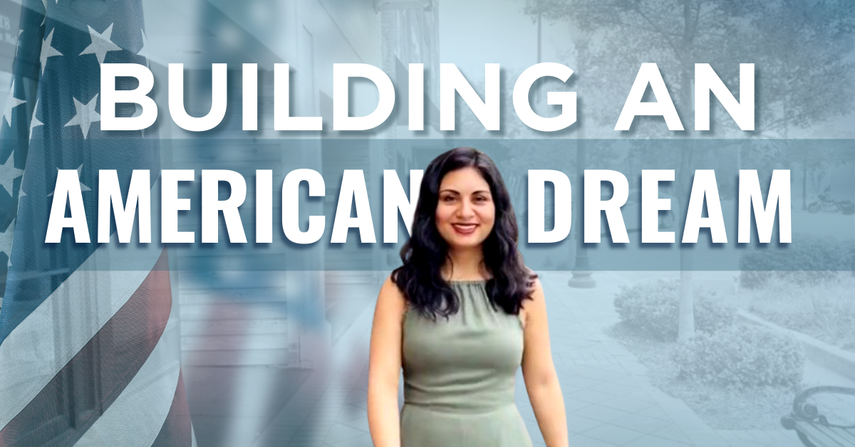 Building An American Dream