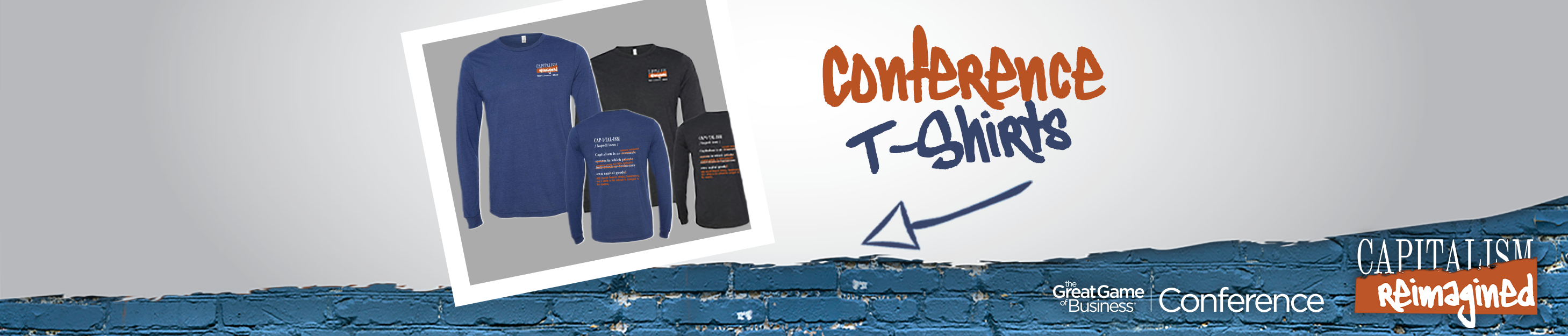 Conference tshirt graphic Landing Page-1
