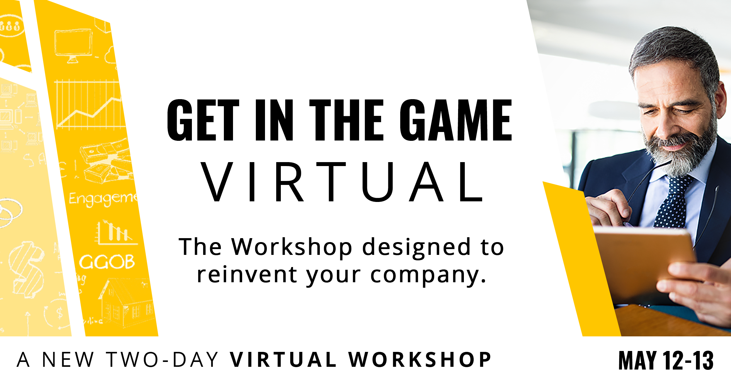 Get in the Game Virtual - FB Event