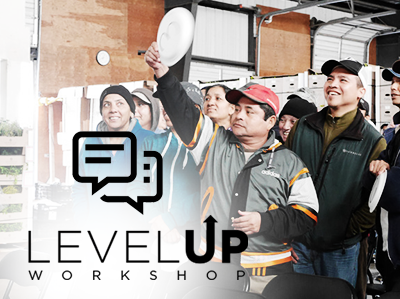 Level Up Workshop