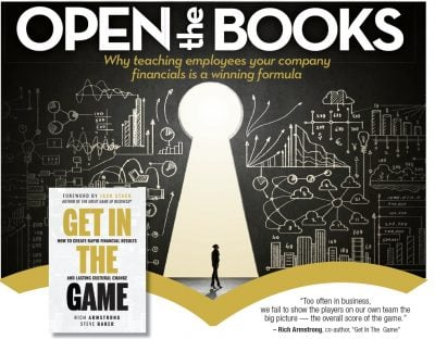 Open the books podcast