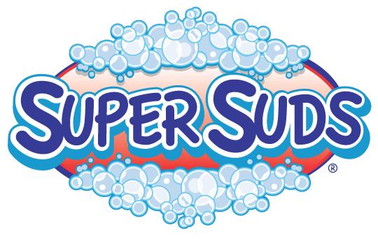 Super Suds new logo