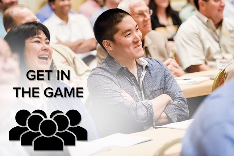 Get In The Game Workshop