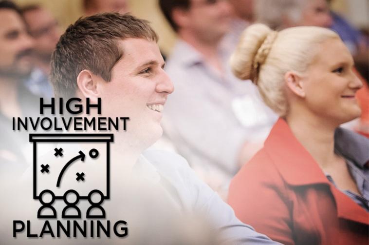 High-Involvement Planning