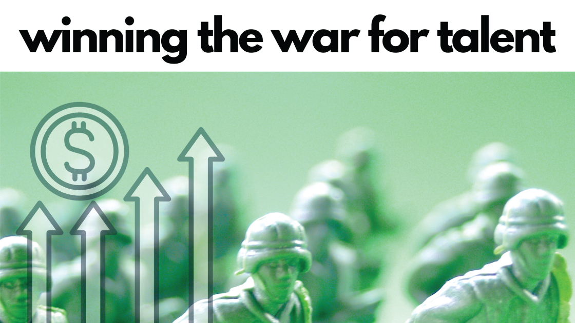 It's Going To Take More Than Sign-On Bonuses To Win The War For Talent
