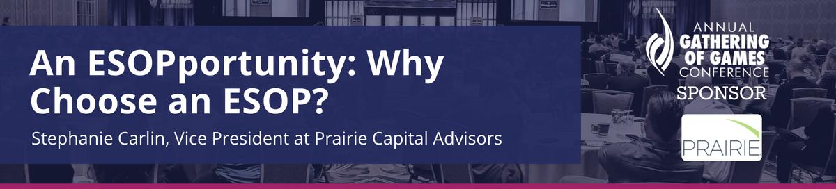 Prairie Capital blog